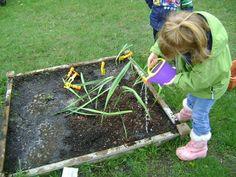 Preschool Fun Blog: Importance of outdoor play