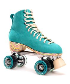 This Candie Throwback Roller Skates is perfect! #zulilyfinds