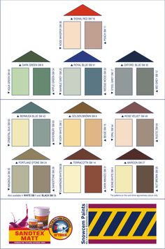 Asian paints apex colour shade card interior exterior - Asian paints color shades for exterior ...