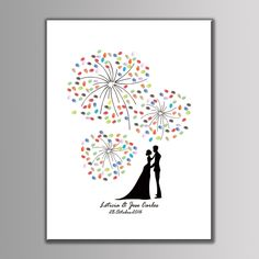 Cheap bride groom, Buy Quality guest book directly from China wedding decoration Suppliers: DIY Fingerprint Tree Signature Canvas Wedding Guest Book Wedding Decoration Party Souvenir Supplies with Ink Pad for Fre