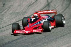 1978 GP Szwecji (Niki Lauda) Brabham BT46B - Alfa Romeo
