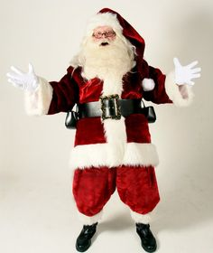 Nigel H - A fantastic Father Christmas available for hire. Santa Claus is coming to town and this time he's real. Nigel H brings the legend to life like never before! With his jolly personality and beautifully made costume, Nigel H will be a hit at any Christmas event!