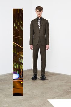 DKNY: menswear fall/winter 2014-2015