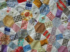 Rummage: Quilts Talk