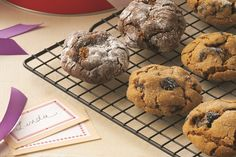 Chewy Molasses Cookies spiked with Ginger, Cinnamon and Figs-We'll -Use egg free option