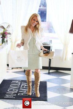 Jaimie Hilfiger visits our L.A. Store