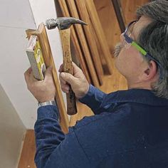 Photo: David Carmack | thisoldhouse.com | from How to Install Beadboard Wainscoting