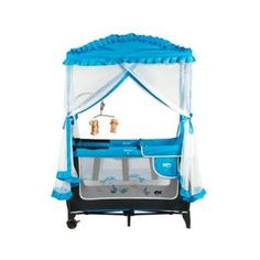 Sunny Baby 612 Carmela Oyun Parkı Mavi