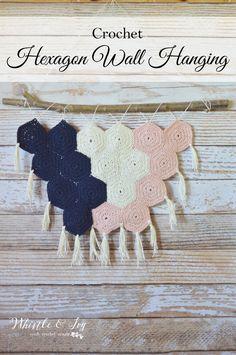 Crochet Wall Hanging Pattern | Pinterest | Crochet wall hangings Crochet stitches and Wall hangings & Crochet Wall Hanging Pattern | Pinterest | Crochet wall hangings ...
