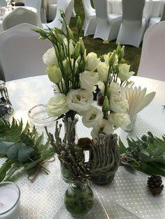 Wedding decoration rustic