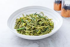 Liven up your Linguine with our Pesto Alla Genovese recipe