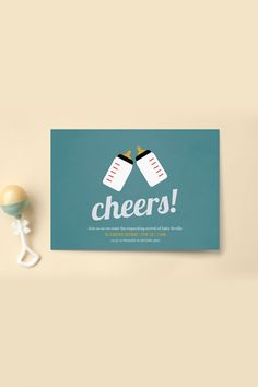 Baby Shower Invites from Minted.