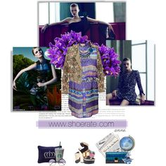 """Purple Queen"" by acherontiatropos on Polyvore"