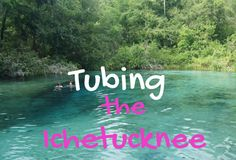 Authentic Florida - Tubing Florida's Ichetucknee River and Springs