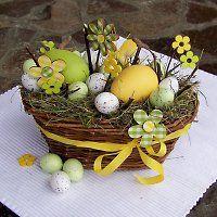 Prodané zboží uživatele Černínová Petra | Fler.cz Hoppy Easter, Easter Bunny, Easter Eggs, Easter Wreaths, Christmas Wreaths, Easter Table Decorations, Coffee Crafts, Easter Holidays, Easter Crafts