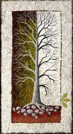 Chinquapin Oak by Lorraine Roy