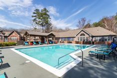 Take a dip in the oversized swimming pool or relax on the expansive sun deck. #ReNewBraelinn #IAmRenewed #GA #Apartments #Amenities Pet Friendly Apartments, Peachtree City, Swimming Pools, Dip, Floor Plans, Relax, Tours, Outdoor Decor, Swiming Pool