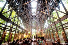 14 Open-Air Chapels That Will Rival Jason Mraz's Outdoor Wedding Venue | Brit + Co