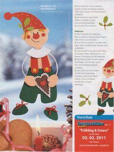 Fensterbilder kreativ - Winter und Weihnachten - Muscaria Amanita - Picasa Albums Web