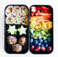 Tasteful Healthy Lunch Ideas with High Nutrition for Beloved Family Healthy Desayunos, Healthy Meal Prep, Healthy Snacks, Healthy Recipes, Roh Vegan, Snacks Saludables, Lunch Meal Prep, Food Goals, Lunch Snacks