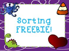 A+FREE+sorting+activity.+Students+sort+objects+by+size+and+color!+Thank+you!+Enjoy!+:)