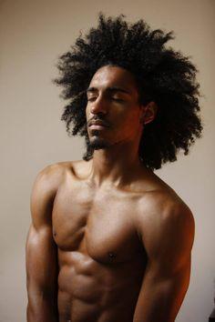 Natural Black Guys Rock: Photo