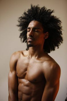 Natural Black Guys Rock: Photo