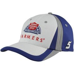 NASCAR The Game Kasey Kahne Sponsor Flex Hat - White/Royal Blue/Gray by The Game. $23.95. The Game Kasey Kahne Sponsor Flex Hat - White/Royal Blue/Gray90% Polyester/5% Spandex/5% CottonOne size fits mostImportedOfficially licensed Kasey Kahne hatQuality embroideryStructured fitWaffle fabric90% Polyester/5% Spandex/5% CottonStructured fitQuality embroideryOne size fits mostWaffle fabricImportedOfficially licensed Kasey Kahne hat