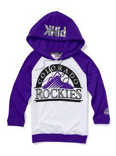 Colorado Rockies Baseball Hoodie - Victoria's Secret Pink® - Victoria's Secret