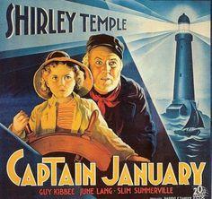 Captain January ~ 1936