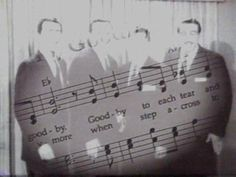 Goodbye World Goodbye - The Statesmen Quartet Goodbye World, Old Time Religion, Southern Gospel Music, Sing To The Lord, Worship, Singing, Faith, Songs, Country