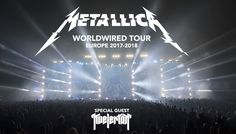 The WorldWired Tour Continues in Europe