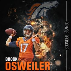 Brock Osweiler graphics by justcreate Sports Edits