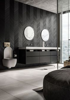 #Contemporary #bathroom Trending Home Interior Ideas