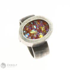 Ezüst gyűrű achát kővel Heart Ring, Rings, Jewelry, Jewlery, Jewerly, Ring, Schmuck, Heart Rings, Jewelry Rings