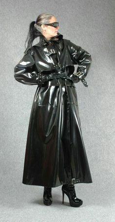 21 Best Rubber Fashion Images Raincoat Pvc Raincoat