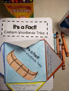 Native Americans: Research, Interactive Journals, Task Cards, & More $