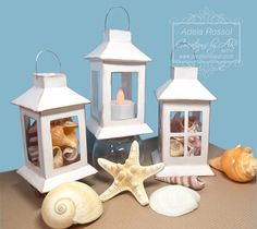 ENCHANTED LANTERN - Seaside