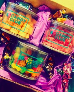 Candy Club, $27.99 | 21 Delectable Subscription Boxes Foodies Will Totally Love