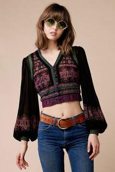 || Desert Lily Vintage || bohemian boho style hippy hippie chic bohème vibe gypsy fashion indie folk look outfit
