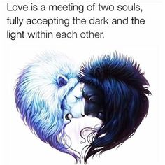 Love Is A Meeting Of Two Souls love love quotes quotes quote love sayings love image quotes love quotes for tumblr love quotes for facebook