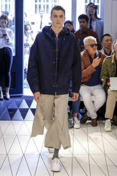 Chalayan   Menswear - Spring 2018   Look 8