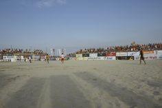 #SerieA #Enel - una splendida veduta d'insieme del Santa Fe Beach Stadium