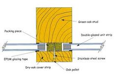 glazed timber roof plans - Google Search