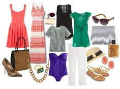 Sweetie Pie Style: Imagination Vacation: Italy! {What to Pack}