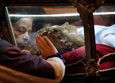 Chance to venerate relics of St. Maria Goretti called 'gift of lifetime' St Maria Goretti, The Man, Catholic, Saints, Heart, Gift, Hearts, Gifts, Presents