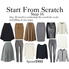 Start From Scratch - Step 16 by charlotte-mcfarlane on Polyvore featuring Oasis, Uniqlo, Hobbs, H&M and Laura Ashley