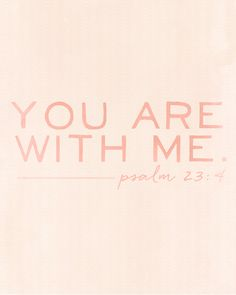 Psalm 23:4 // take heart: FREE PRINTABLE FRIDAY