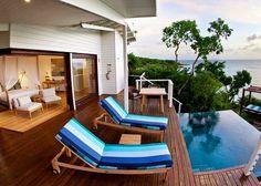 Lizard Island - Great Barrier Reef, QLD   View Retreats  #SwimmingPool