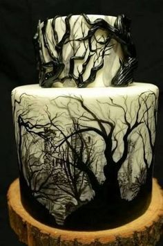 Very Cool cake - love it